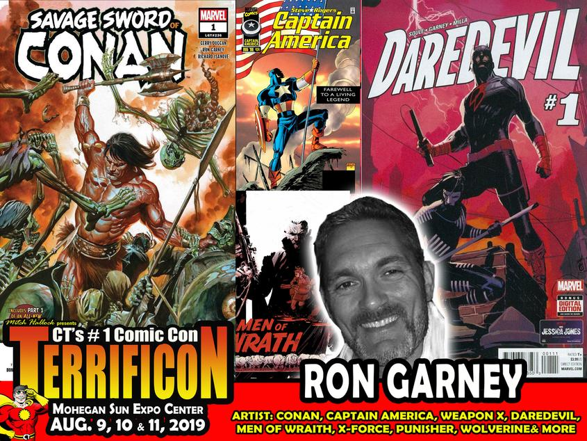 RON GARNEY TERRIFICON