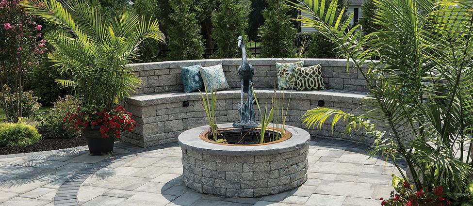 Hardscape and Landscape Materials