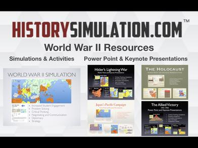 World War II Resources