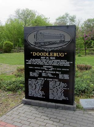 Doodlebug Memorial