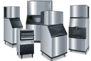 our friendly experienced staff will help you with any project - Commercial Ice Machine