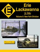 Erie Lackawanna in Color, Vol. 8 New York Division