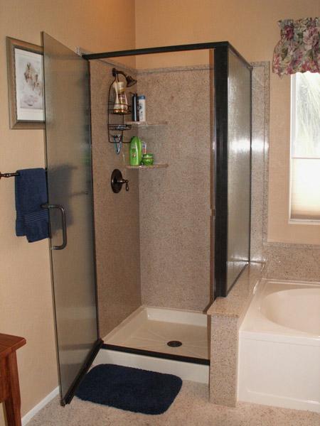Columbia Basin Bath | Tub Shower Systems