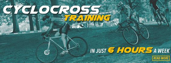 Cyclocross training for the busy cyclist