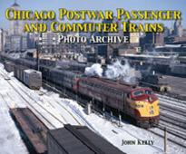 Chicago Postwar Passenger and Commuter Trains Photo Archive