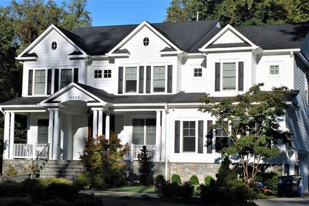 Arctic White Hardie Siding Contractors Bethesda, MD