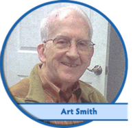 Art Smith a customer of All Clear Hearing Centers.