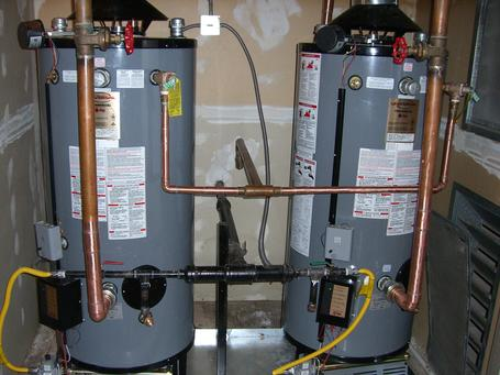 Can You Install A Natural Gas Heater In Your Basement