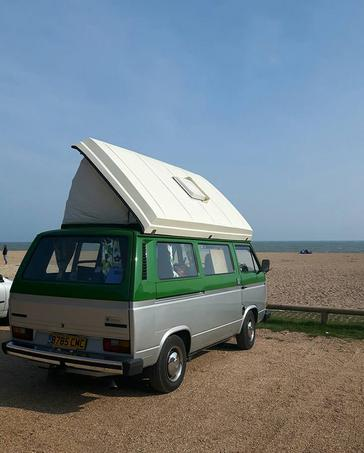 PopTop Campervan Hire - Devon and Cornwall Holiday