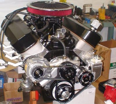 Custom Performance Engines | Stroker Engine