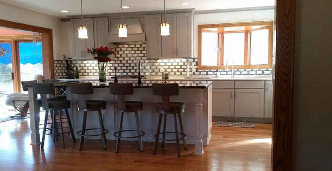 Interior Remodeling Portfolio - Kitchen remodeling suffolk va