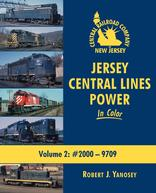 Jersey Central Lines Power In Color Volume 2 2000-9709