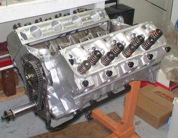 Stroker Engine - V8 Engines, V8 Crate Engines, Small V8 Engine