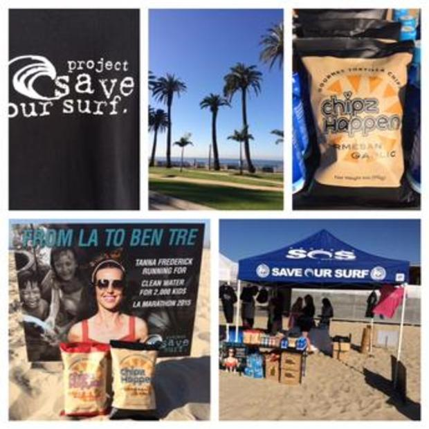 chipz Happen is a proud supporter of Project Save our Surf