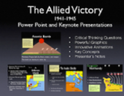 WWII The Allied Victory PowerPoint