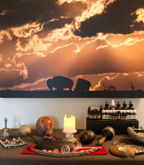 Meaghan O'Leary healing & intuitive arts | shamanic energy medicine