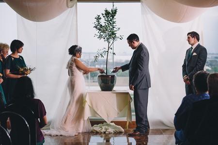 The Tree Planting Ceremony
