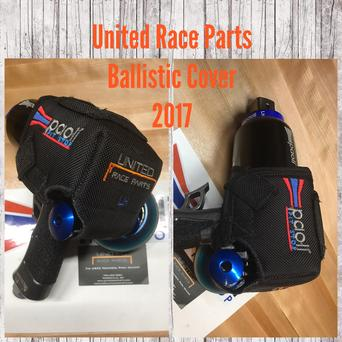 United Race Parts Wheel Gun Cover