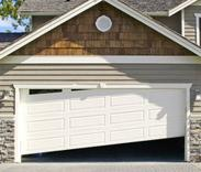 garage door off track repair in Chicago IL