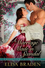 A Marriage Made in Scandal (cover)