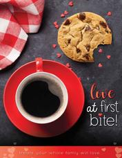 Love at First Bite Pizza and Cookie Dough Fundraiser