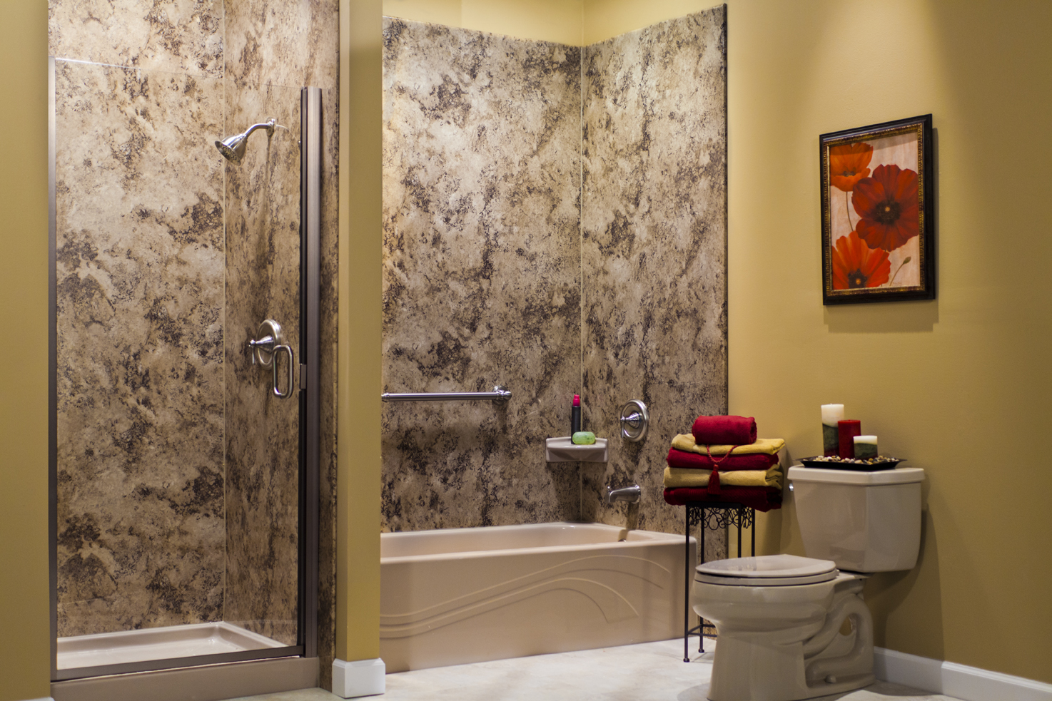 Bathroom Remodel Lansing Mi custom tile bathtub: jacuzzi tub resurfacing custom and tile
