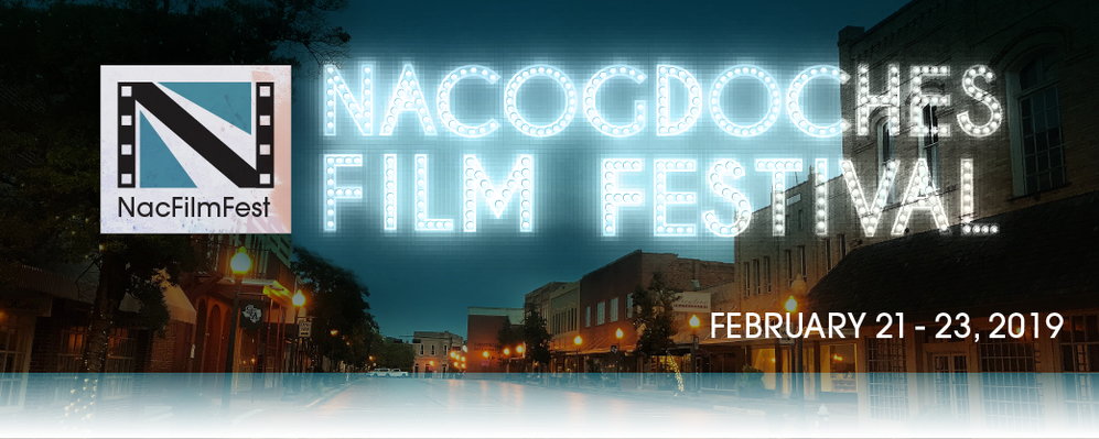 Be a Volunteer at 2018 Nacogdoches Film Festival