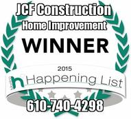 Roofer Contractor Collegeville Award