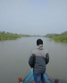 A Breesze in your air In Sundarbans