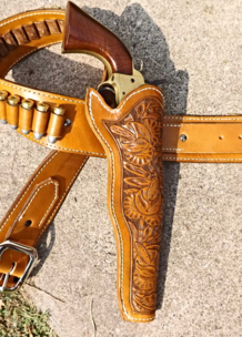 Custom Western Holsters | California Style