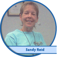 Sandy Reid a customer of All Clear Hearing Centers.