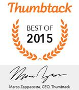 Thumbtack Best Home Inspector Lexington Kentucky 2015