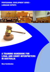Handbook for legal and court Interpreters in Australia