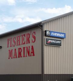 Fisher's Marina Buckeye Lake ohio, Since 1912, Marina Buckeye Lake, The Marina on Buckeye Lake