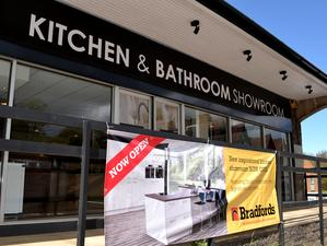 Bradfords kitchens and bathrooms