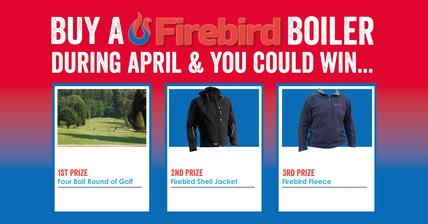 Firebird boiler offer to win