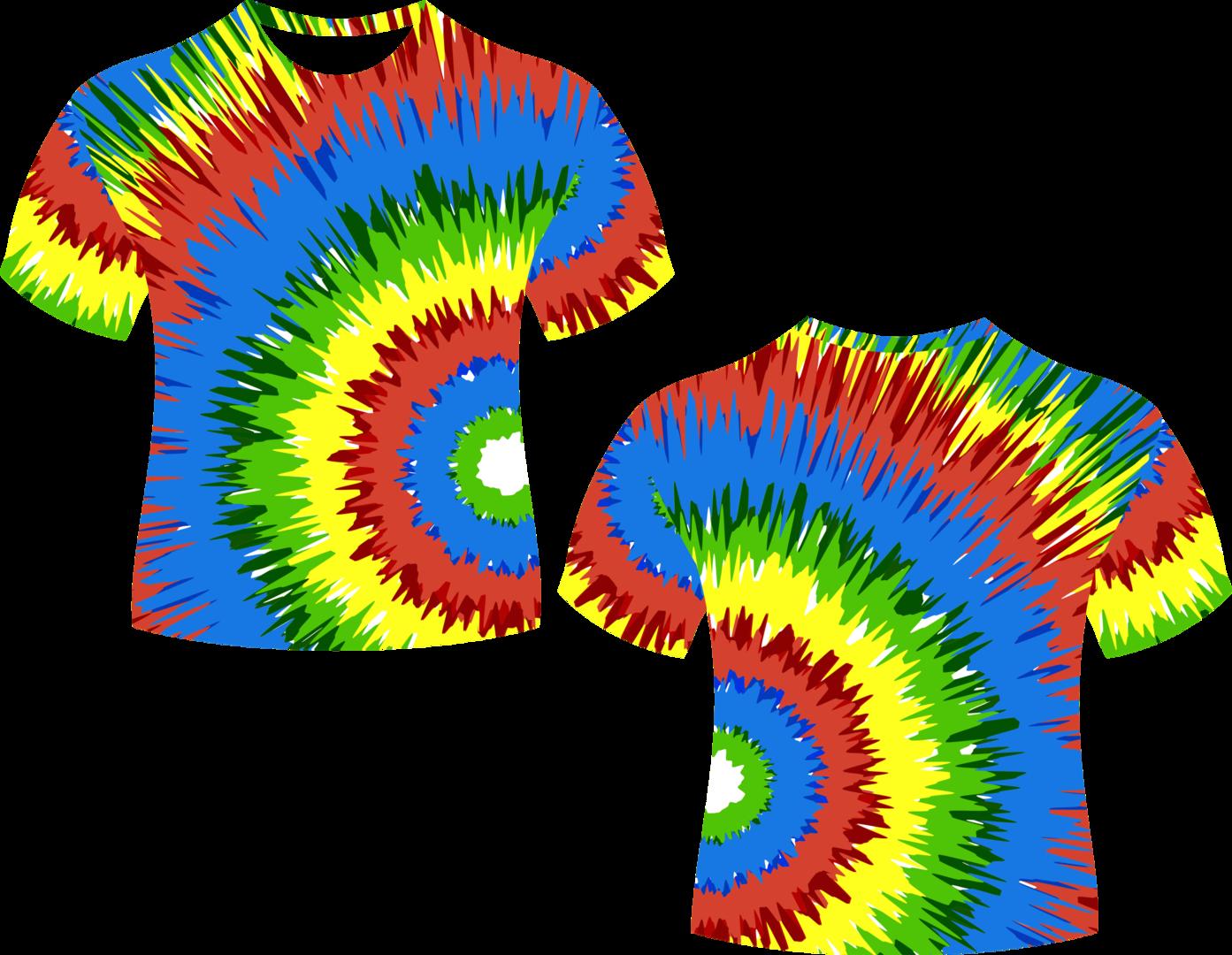 Tie Dye Shirt Full Dye Shirts