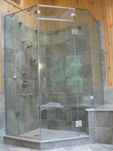 Frameless glass shower doors mirrors the glass shop sheffield ma view larger map planetlyrics Choice Image