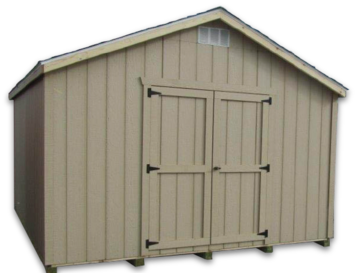 12' x 16' Special Buy Gable Shed