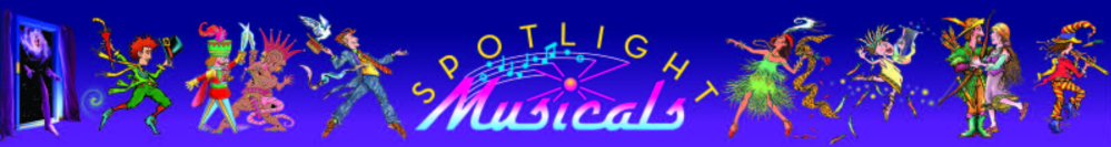 Musicals for Middle School, High School, community theatres