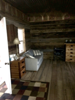Inside Deer Camp