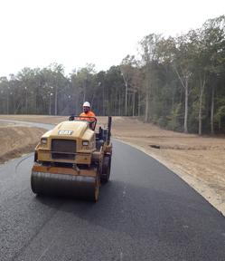 asphalt pavement roller Foxwood in Lusby, Md