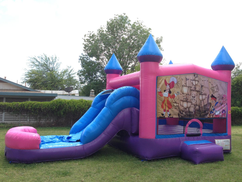 az water slides rentals phoenix inflatable water slide and