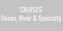 Journeys by Jo plans ocean, river, and specialty cruises