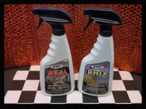 Real Wheel Cleaner, Phix
