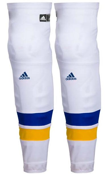 Adidas hockey custom game socks for youth and adult.,