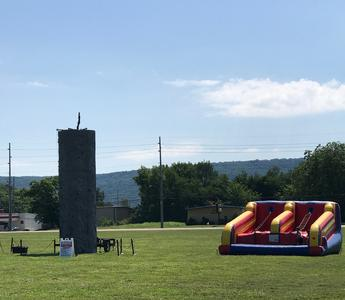 Rock Wall Rentals in East Ridge TN