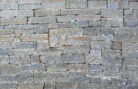 Newport Mist Natural Stone Veneer For Landscape Or