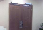 power swing door systems