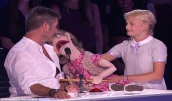 America's Got Talent: Perfect performing by Darci Lynne